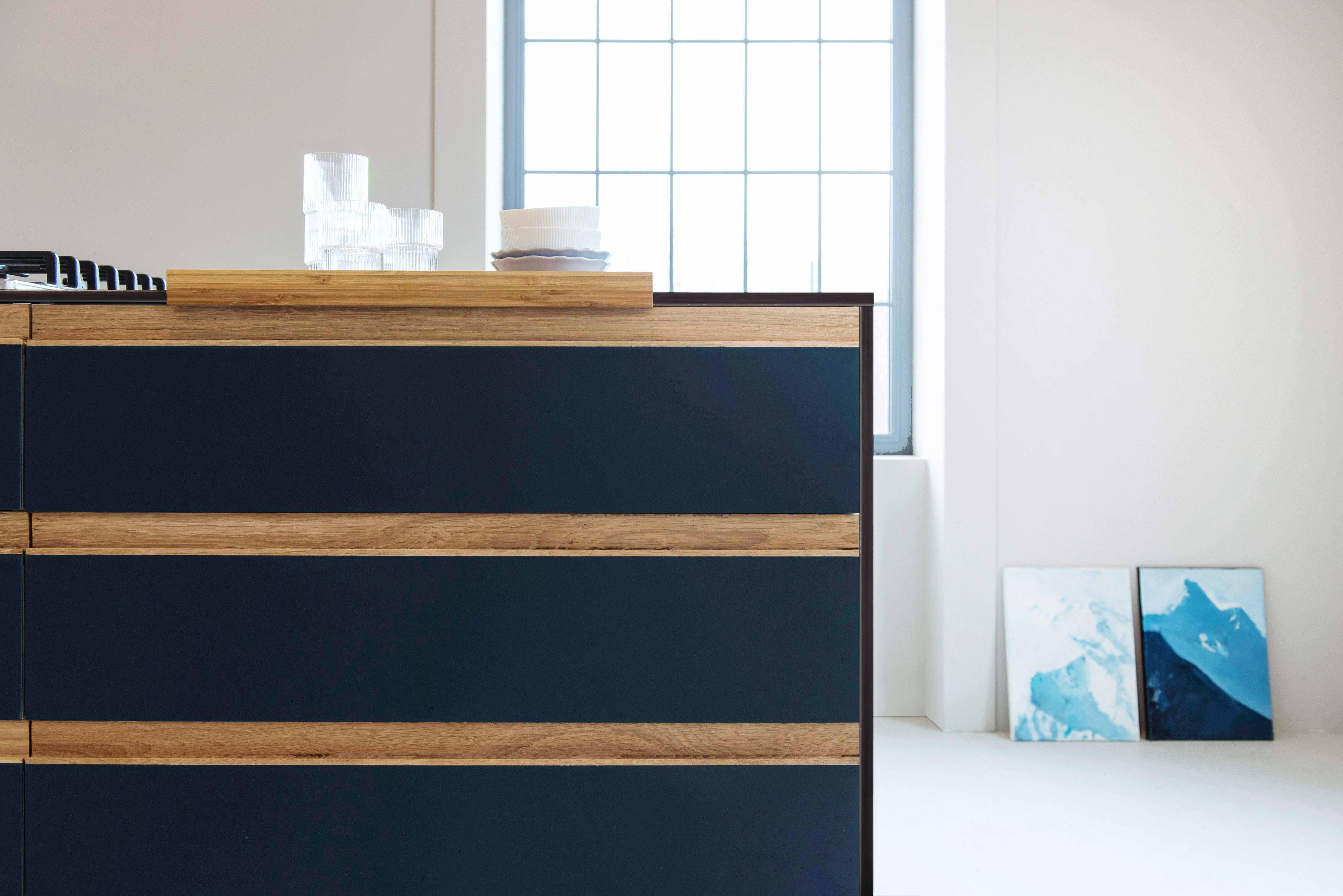 Blue St Linoleum Neuvermoebelt Ikea Hacking Upgrade Und Redesign Von Ikea Mobeln